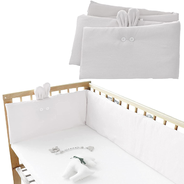 Cotton Baby Crib Industry No. 1 Liner Bumper Detacha 4 years warranty Pads Pad