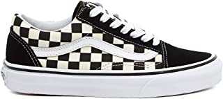 Vans Unisex Checkerboard Old Skool Lite Blk/White...