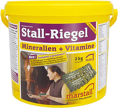 Marstall Stall-Riegel 2 kg
