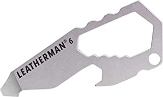 LEATHERMAN - By The Numbers Series, Leatherman #6 Pocket Tool
