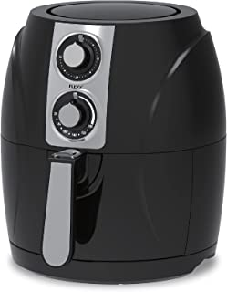 FLEXY® Germany 3.2 Liter 1400W Fully Digital Adjustable Temperature Control Stainless Steel Air Fryer