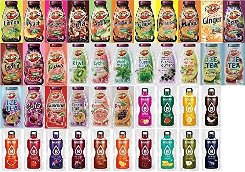 Bolero Drinks 42-Sorten Mixpaket 42 x 9g