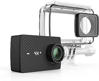 YI Technology 4K Plus アクションカメラ ※4K/60fps対応 防水ケース同梱 GoPro ライバル機【日本正規代理店品】 91119