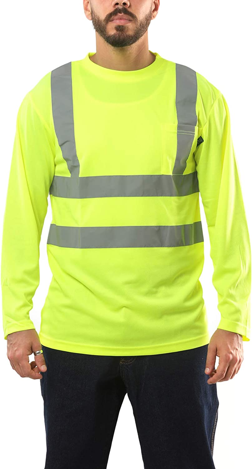 Kolossus Reservation 100% Polyester 70% OFF Outlet ANSI Class 2 Compliant Safety High Visib