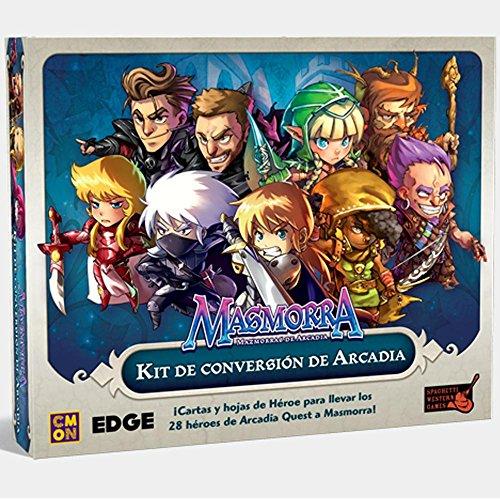 Dungeons von Arcadia–Umrüstsatz von Arcadia (Edge Entertainment edgmmr006)
