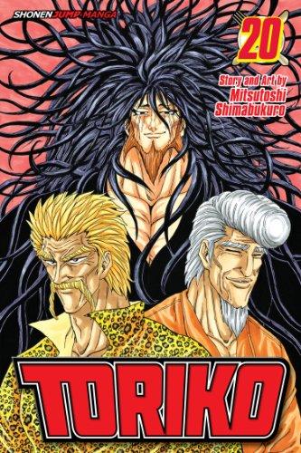 Toriko, Vol. 20: Ichiryu and Midora (English Edition)