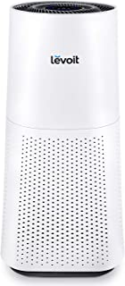 LEVOIT Purifier for Home Large Room with True HEPA Filter Air Cleaner for Allergies and Pets, Smokers, Mold, Pollen, Dust, Quiet Odor Eliminators for Bedroom, LV-H134