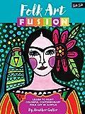 Folk Art Fusion (English Edition)