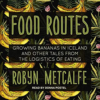 Food Routes cover art