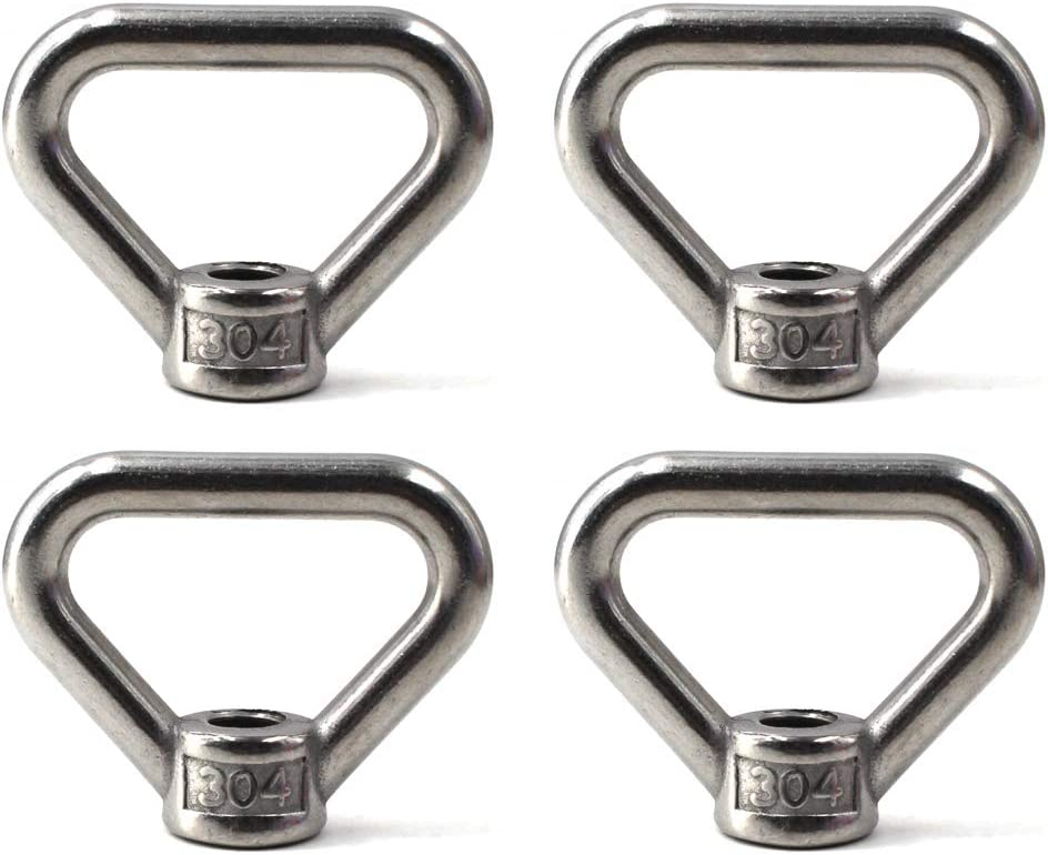 M10 Lifting Eye Nut List price Ring Shape Stain Thread 304 Challenge the lowest price of Japan Triangle
