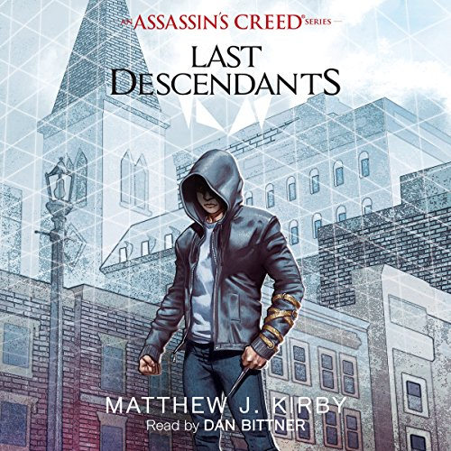 Last Descendants audiobook cover art