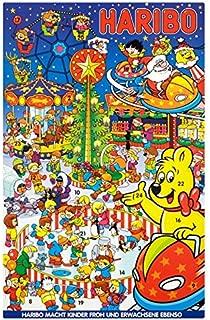 1 HARIBO Gummies advent calendar - Christmas 2014