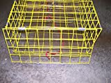 E-Z Catch 12' x 12' x 6' Yellow PVC...
