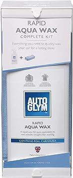 Autoglym Rapid Aqua Wax Complete Kit: image