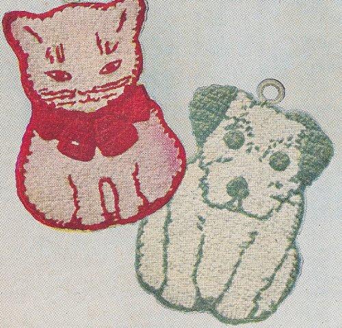 Peeking Cat Butt Coaster – Upper Crust Crochet | 479x500