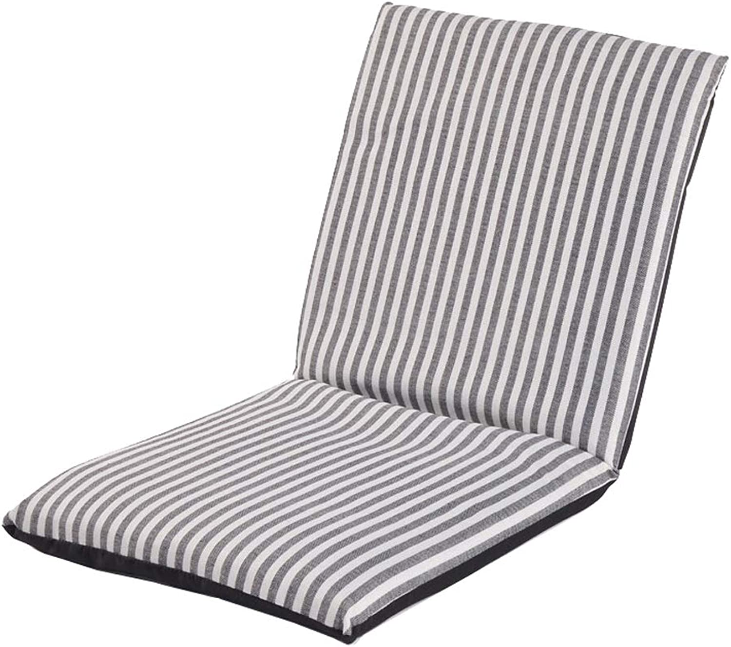 Lazy Couch, Striped Foldable Balcony Living Room Mat
