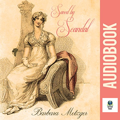 Saved by Scandal audiobook cover art