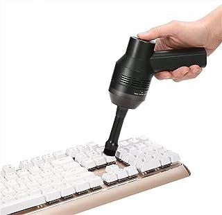 SKYWPOJU Mini aspirateur Clavier Portable USB pour PC absorbe Rapidement Les déchets cachés sur Le Clavier.