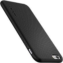 Spigen Liquid Air, Designed for iPhone 6, iPhone 6S Case - Black