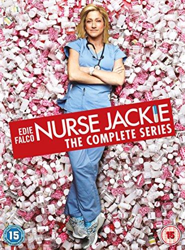 Nurse Jackie: Season 1-7 [Edizione: Regno Unito] [Import anglais]