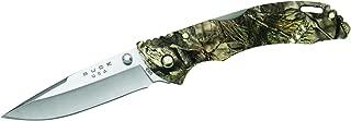 Buck Knives 285 Bantam BLW Folding Knife with Removable Clip