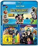 Hotel Transsilvanien 1-3 Blu-ray Collection (exklusiv bei Amazon.de)