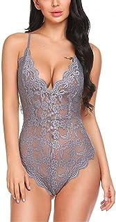 ملابس داخلية مثيرة ملابس داخلية مثيرة للنساء من الدانتيل زهرة ملابس نوم مثيرة