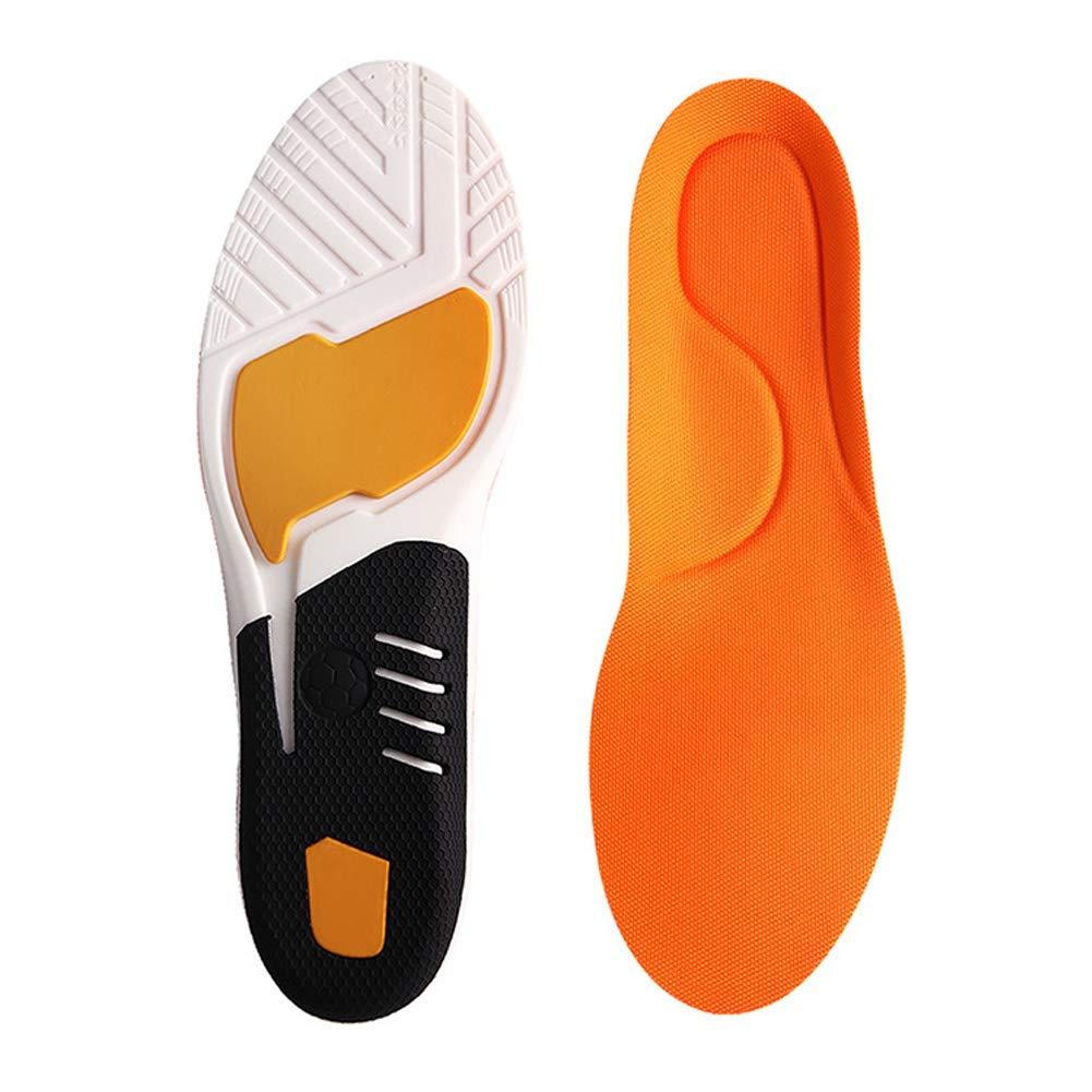 男女运动鞋垫 - 中性款全长*鞋垫 - 透气运动功能鞋垫 足底支撑 减震和缓冲鞋垫缓解**