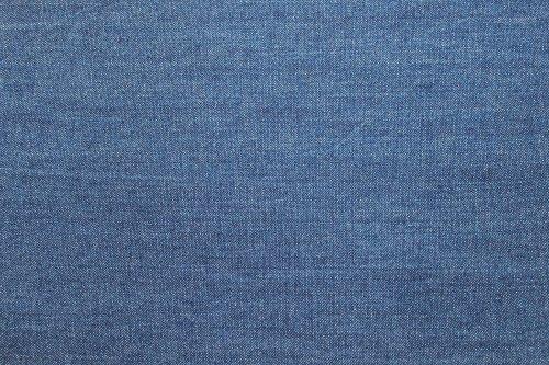 dalipo 05004 - Bügelflicken, ca. 20x43cm, Jeans blau