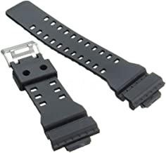g24 Replacement Watch Band Strap for G-8900 GLS-8900 GR-8900 GW-8900 GD-100 GD-110 GD-120 GA-110 100 120 200 GA-150 GLS-10...