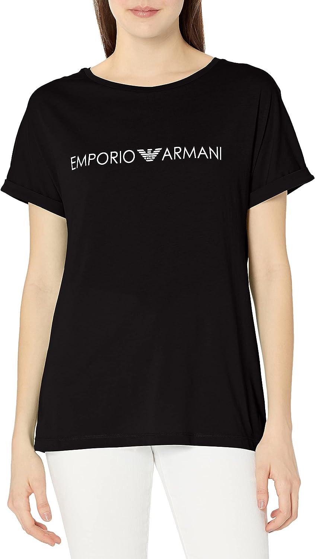 Emporio Armani Women's Logo Lover T-Shirt