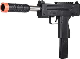UKARMS Spring MAC Uzi Airsoft Gun SMG Pistol w/ 6mm BBS + Detachable Magazine