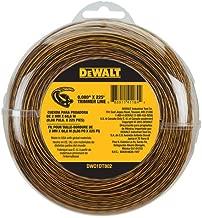 DEWALT DWO1DT802 String Trimmer Line, 225-Feet by 0.080-Inch