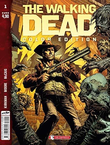 The walking dead. Color edition (Vol. 1)