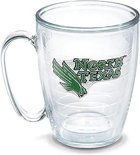 Tervis North Texas University Emblem Individual Mug, 16 oz, Clear - 1048839