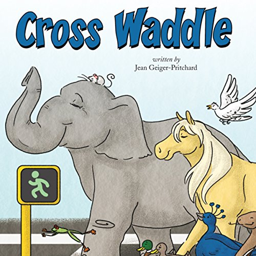 Cross Waddle audiobook cover art