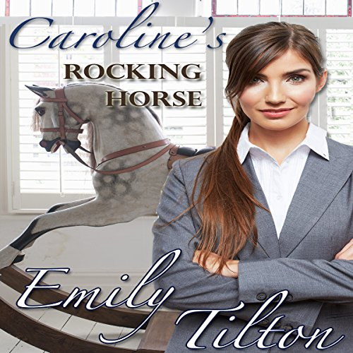 Caroline's Rocking Horse audiobook cover art
