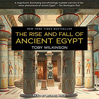 The Rise and Fall of Ancient Egypt cover art