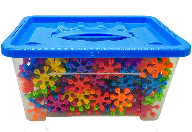 tiempo libre Conjunto de de de juguete 1500Pcs Bloques de construcción de copos de nieve Tallo de juguetes educativos para Niños Creativo y de desarrollo Juguete de conexión para Niños y niñas en edad preescolar Suminis  genuina alta calidad