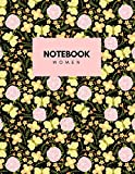 Notebook for women: Notebook for college girls and women, cover wth beutiful and soft colours, canbe used as journal or school note book. write down ... 120 pages. van be used as birthday gift. -  Independently published