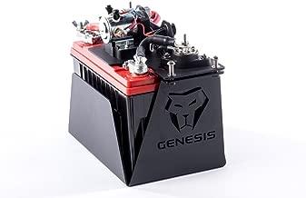 Genesis Offroad Universal Single Battery Kit with Smart Isolator