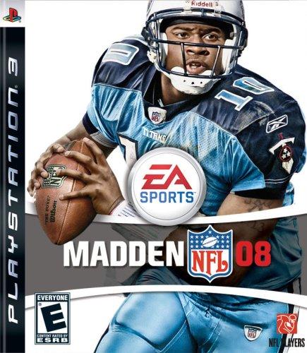 Madden NFL 08(輸入版)
