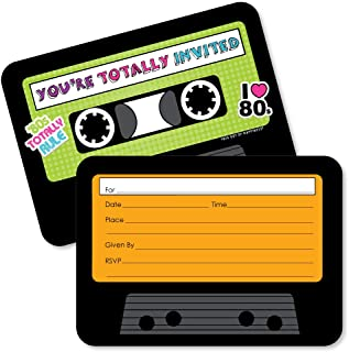Best 80s party invitations Reviews