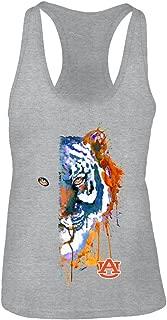 Auburn Tigers T-Shirt - Half Face