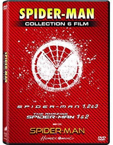 Spider Man Collection (Box 6 Dvd)