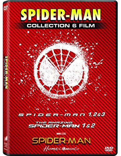 Spider Man Collection (Box 6 Dvd)