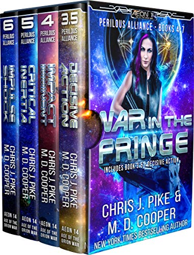 War in the Fringe: A Military Sc...
