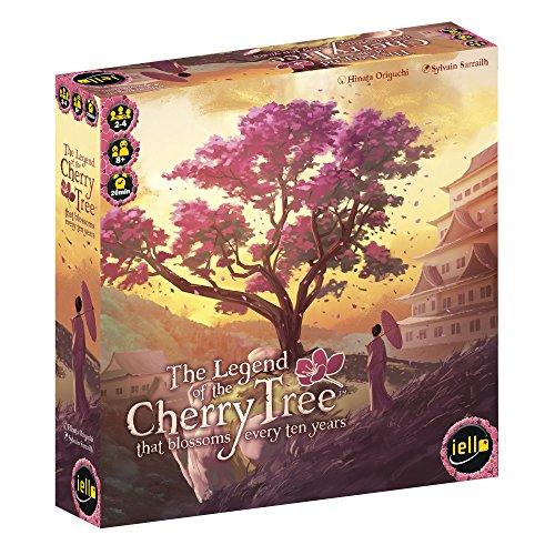 Iello La Leyenda del árbol de Cerezo…Juego de Estrategia Ligera