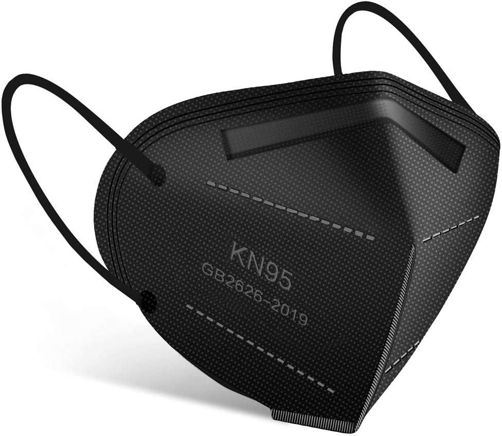 XL N95 Mask Black