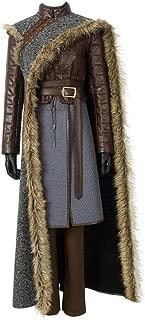 Women's Suit for Game of Thrones Season IX Arya Stark Cosplay Costume